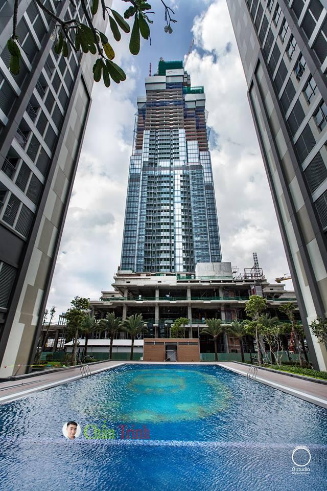 Tòa Landmark 81 tầng, tòa nhà cao nhất VN