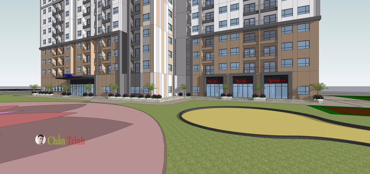Hé lộ mới về cảnh quan căn hộ Vincity Quận 9