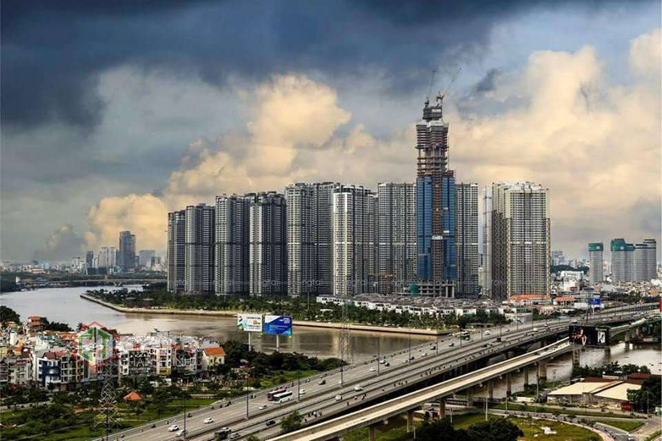 Hình ảnh tòa Landmark 81 , Ảnh Tai Nguyen