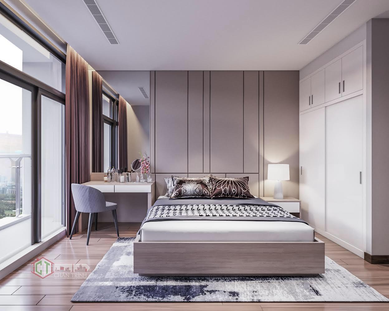 Căn hộ 2 phòng ngủ Vinhomes Central Park cho thuê full nội thất