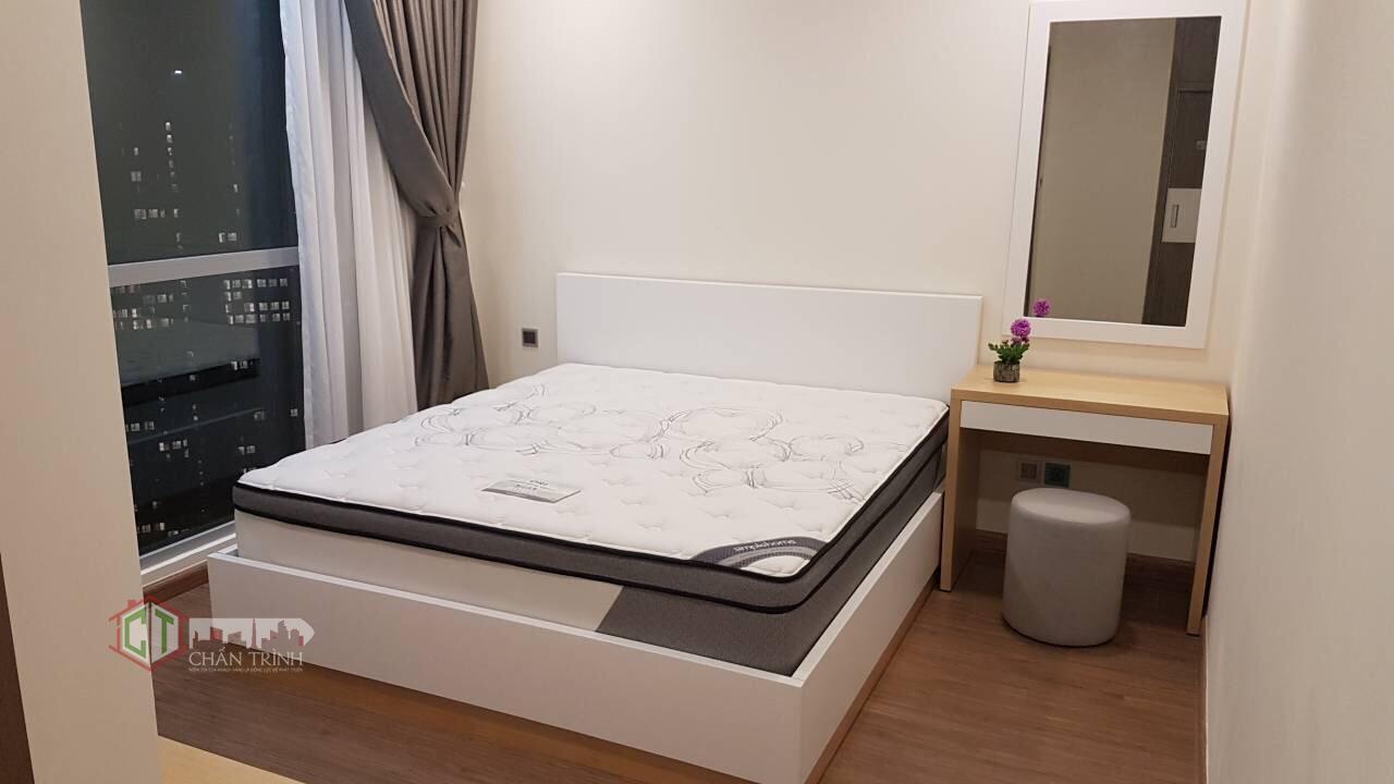 Phòng ngủ căn hộ 2 phòng Vinhomes Central Park