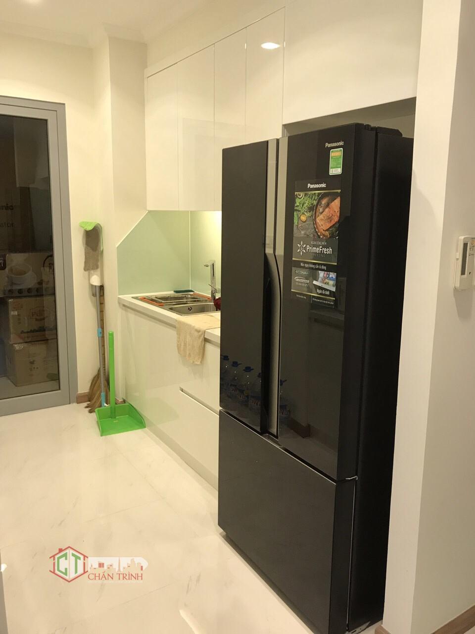 Phòng bếp căn 3 phòng ngủ Vinhomes Central Park