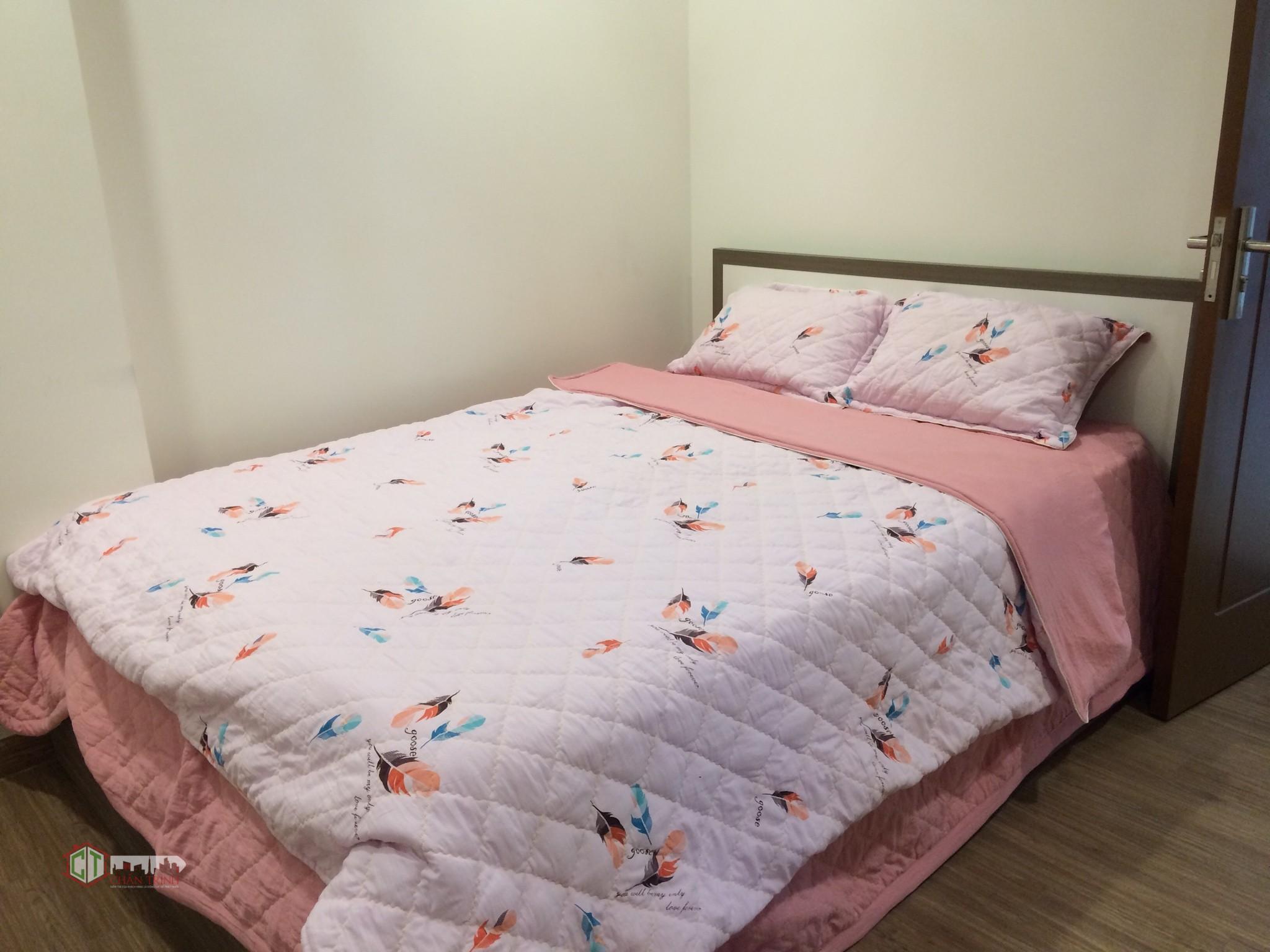 Phòng ngủ 03 căn hộ 3 phòng ngủ Vinhomes Central Park