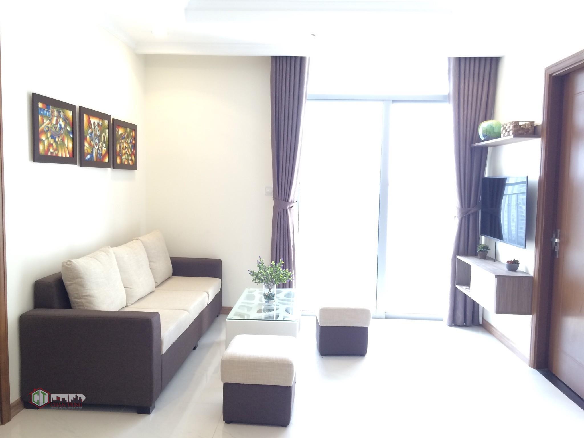 Cho thuê căn hộ 3 phòng ngủ full NT Vinhomes Central Park
