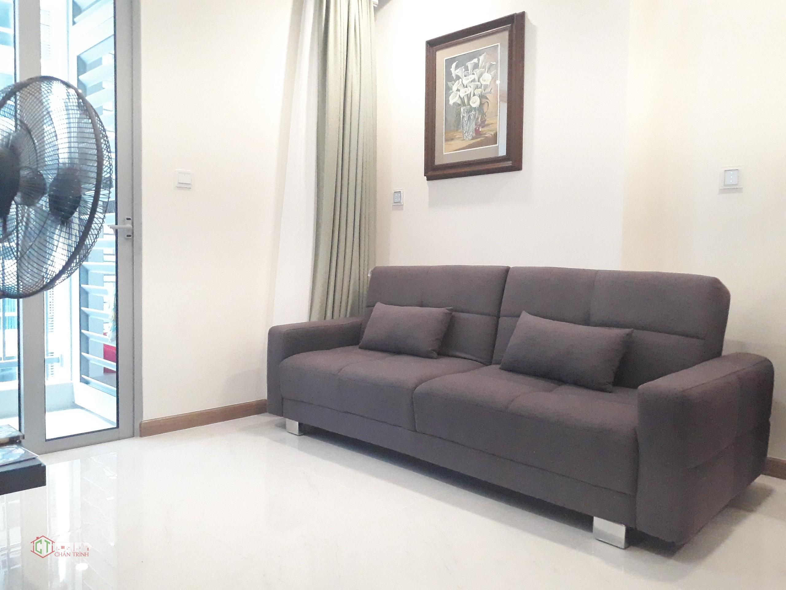 Sofa phòng khách - Có thể kéo ra làm giường ngủ
