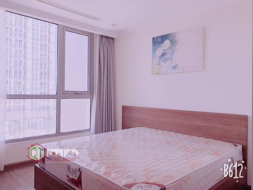 Phòng ngủ căn hộ 1 phòng ngủ cho thuê tại Vinhomes Central Park
