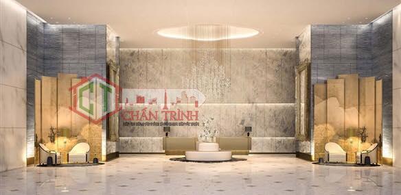 Ascott-luxury 5 sảnh căn hộ Giai đoạn 2 Vinhomes Golden River do Alpha King Phát triển