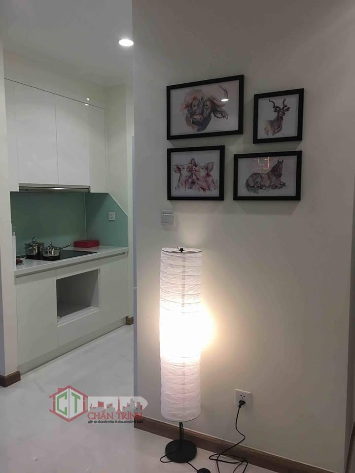 Căn hộ 3 phòng ngủ Landmark - Vinhomes Central Park - Khu vực bếp