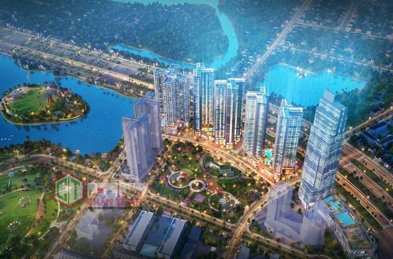 Eco Green Quận 7 có phải là lựa chọn hấp dẫn nhà đầu tư?