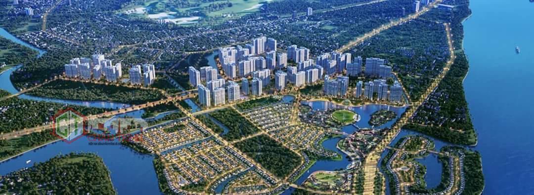 Phối cảnh dự kiến dự án Vincity Grand Park