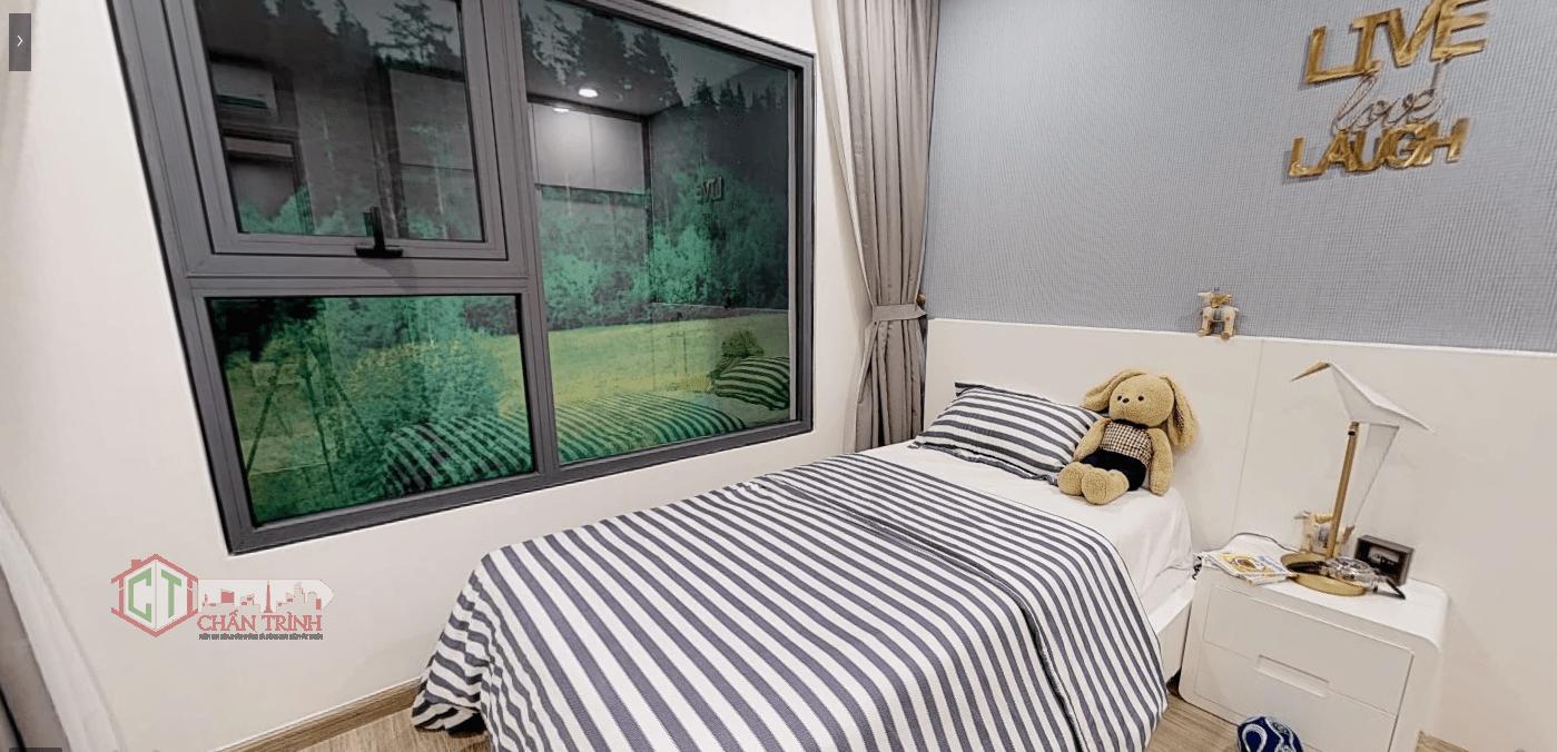 Thiết kế 3 phòng ngủ Vincity Grand Park - Phòng ngủ 3 ( dự kiến )