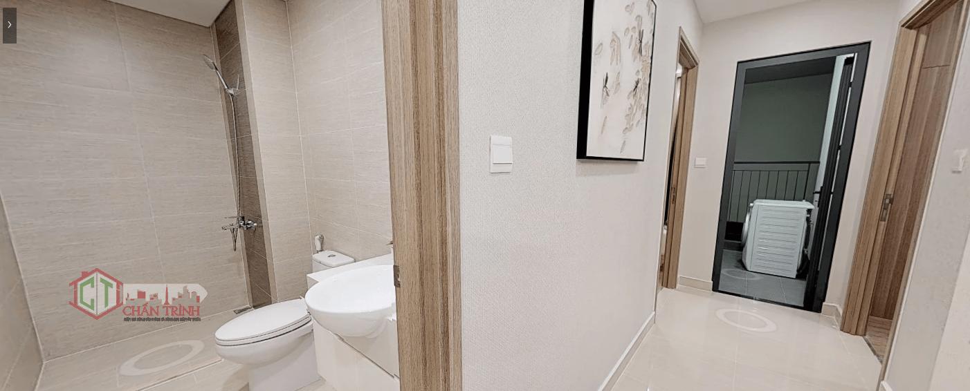 Nhà vệ sinh căn hộ ( có 2 nhà vệ sinh)