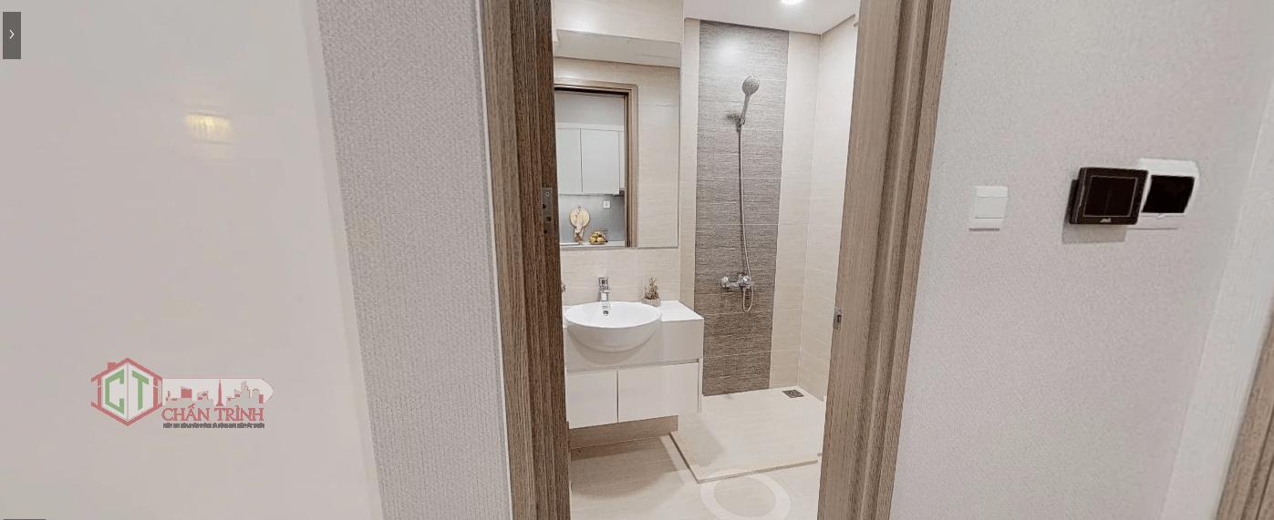 Nhà vệ sinh căn hộ Vincity
