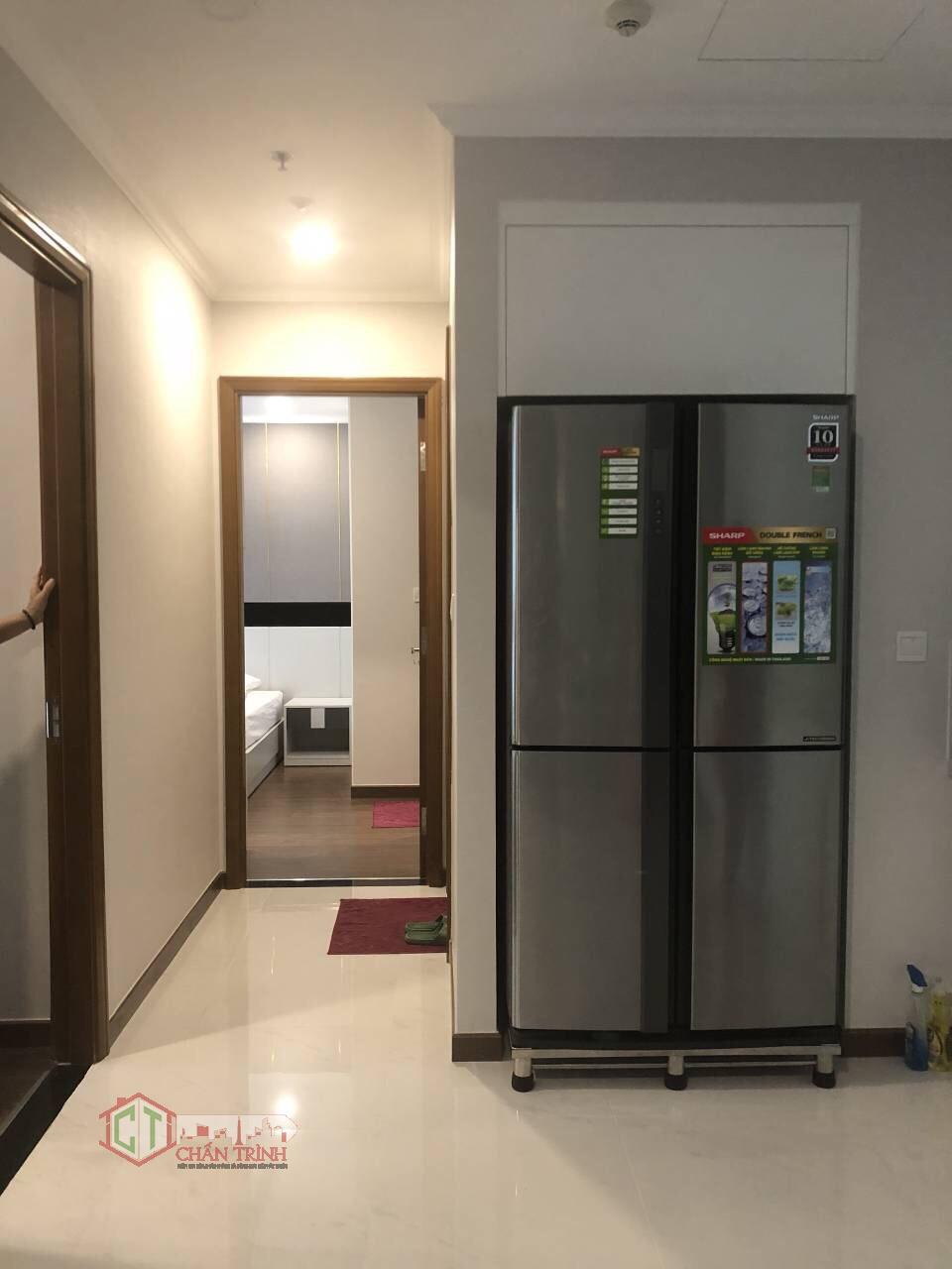 Hành lang căn hộ 2 phòng ngủ L6 - Vinhomes Central Park