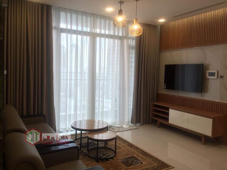 Phòng khách căn hộ Park 7 - 2PN Vinhomes Central Park
