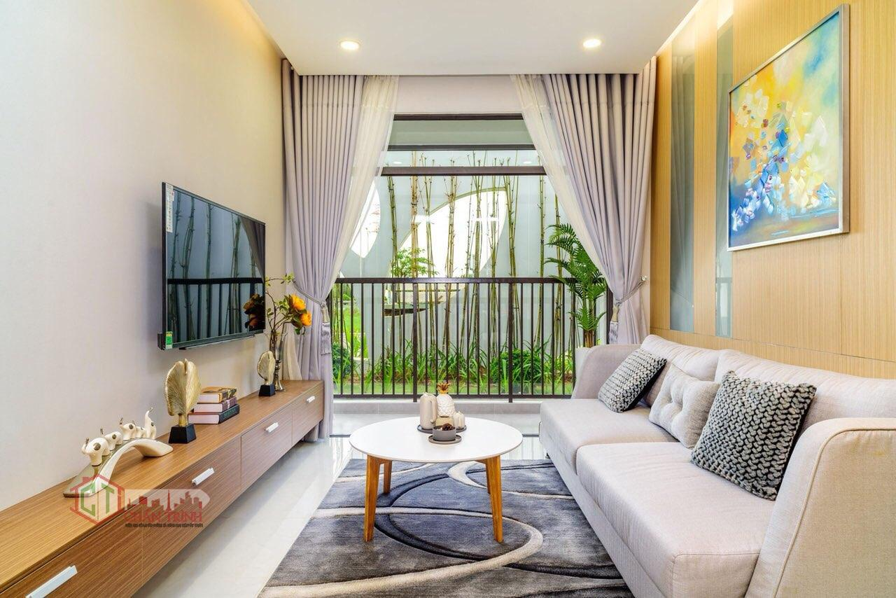Show flat photos of Safira Khang Dien District 9