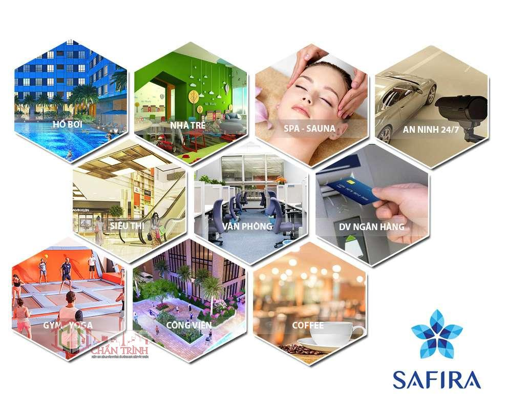 THE UTILITIES OF SAFIRA KHANG DIEN