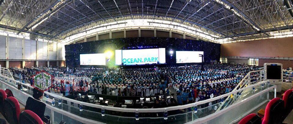 Lễ ra quân dự án Vincity Ocean Park Gia Lâm HN