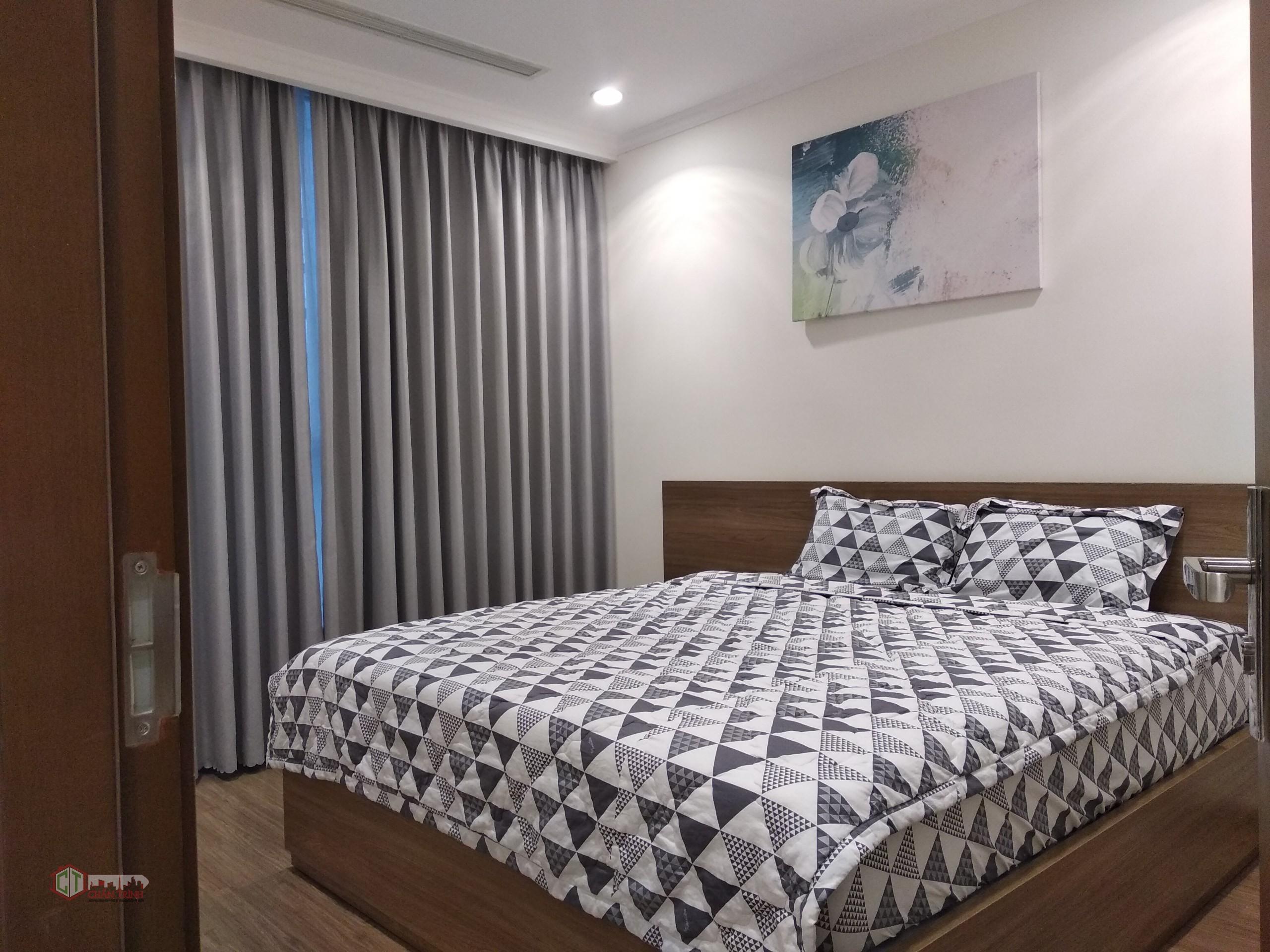Phòng ngủ - Căn hộ 1 phòng ngủ L3-10.12 cho thuê Vinhomes Central Park