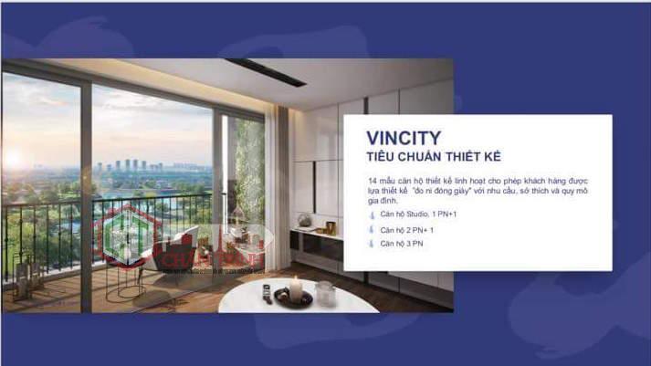 Thiết kế căn hộ Vincity hứa hẹn sẽ đem lại sự trải nghiệm thú vị?