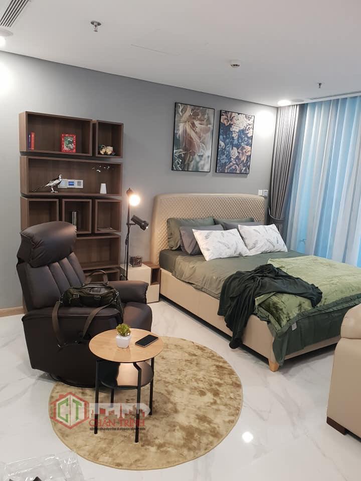 Cho thuê căn hộ Landmark 81 Vinhomes Central Park - Phòng ngủ