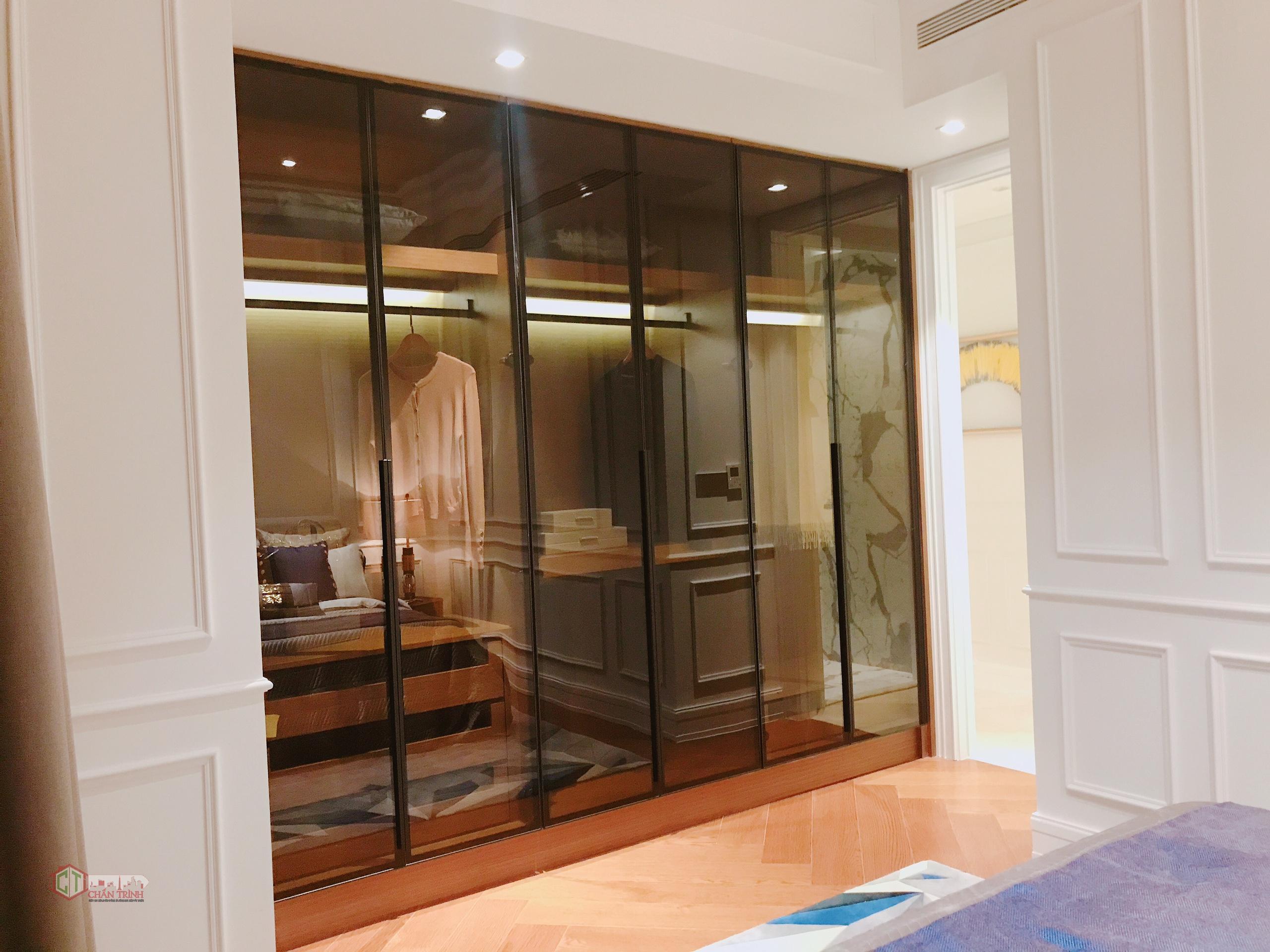 Tủ phòng ngủ, một trong những cái được khách hàng yêu thích nhất.