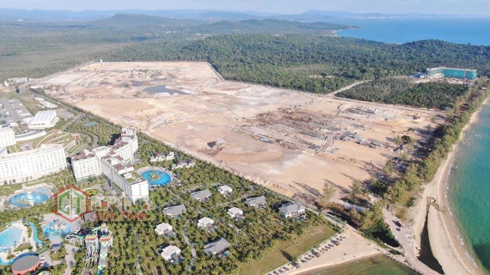 Tiến độ xây dựng Dự án Grand World Phú Quốc