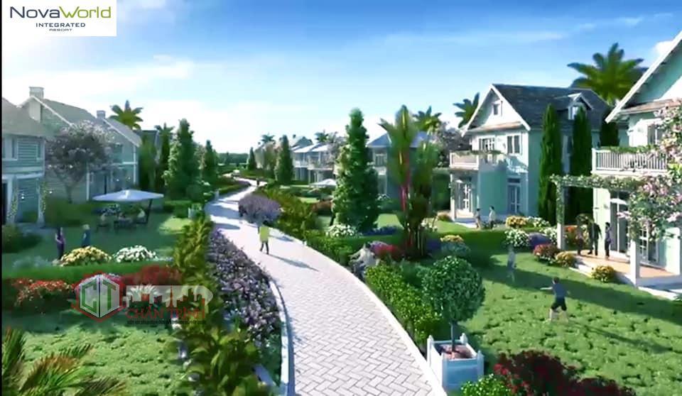 Mẫu thiết kế Novaworld Phan Thiết Bình Thuận.