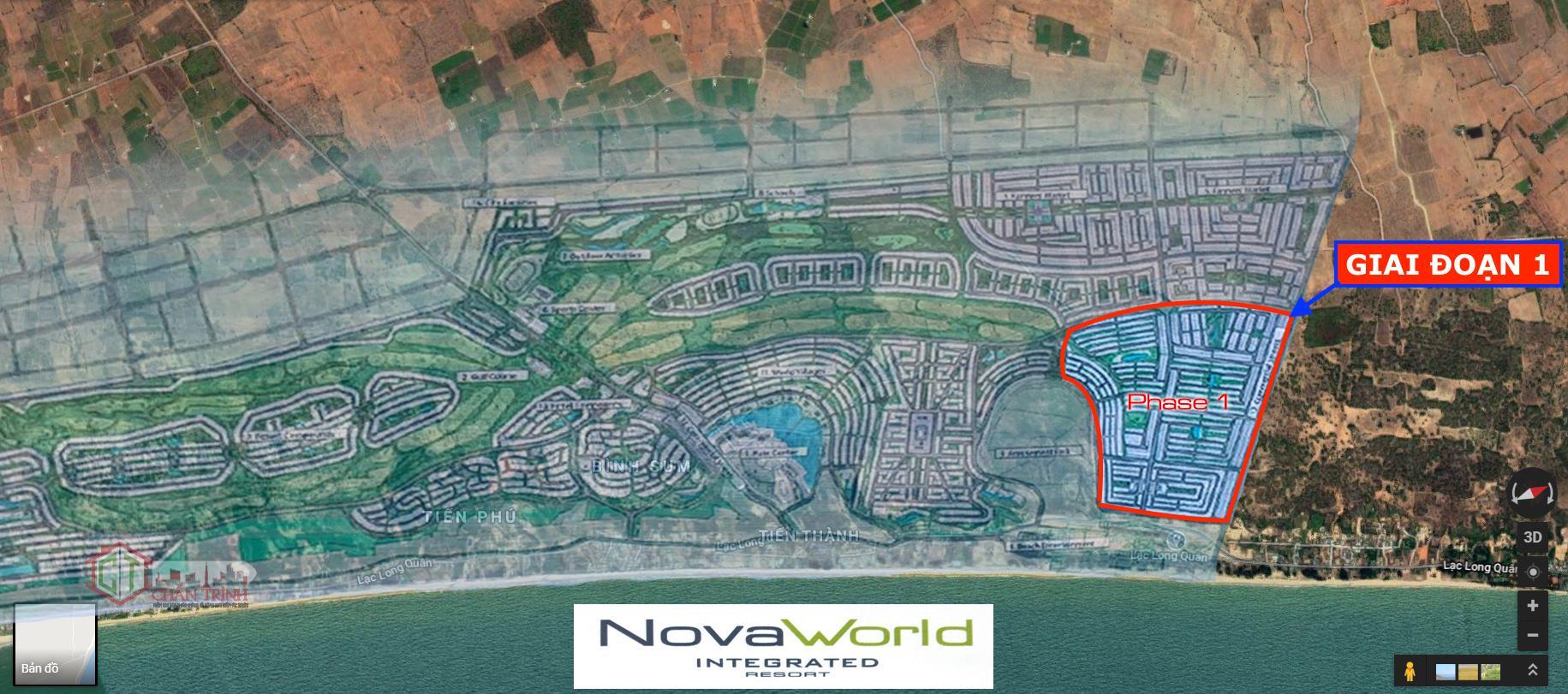 NovaWorld Phan Thiết - Khu đô thị sinh thái biển lớn nhất Phan Thiết