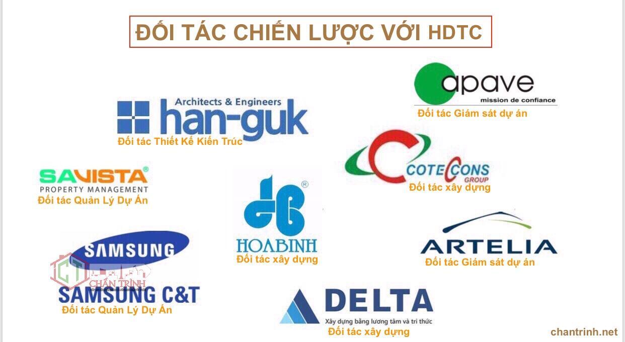 Đối tác chiến lược với CDT HDTC