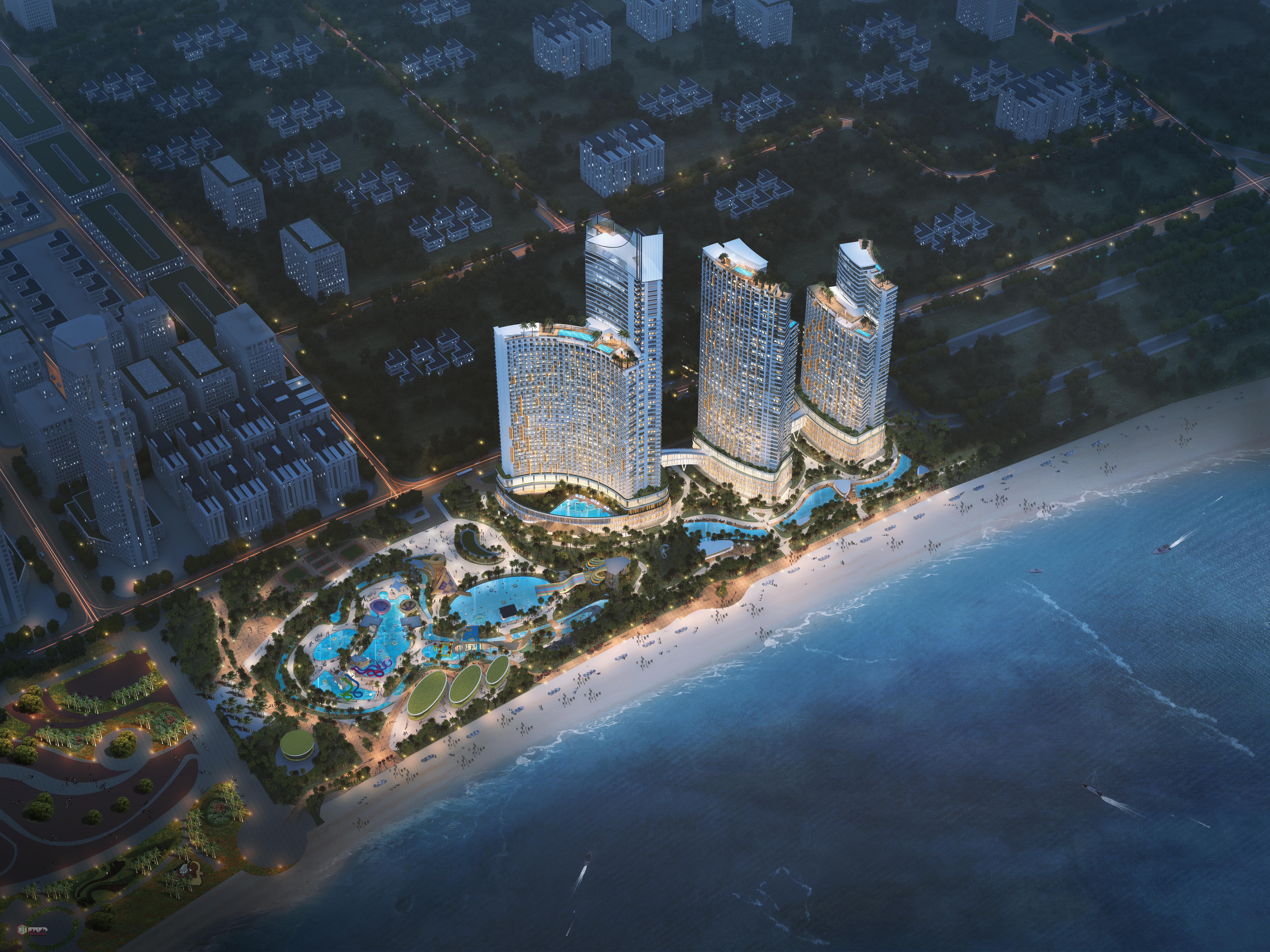 Tiện ích căn hộ Sunbay Park Hotel & Resort Ninh Thuận