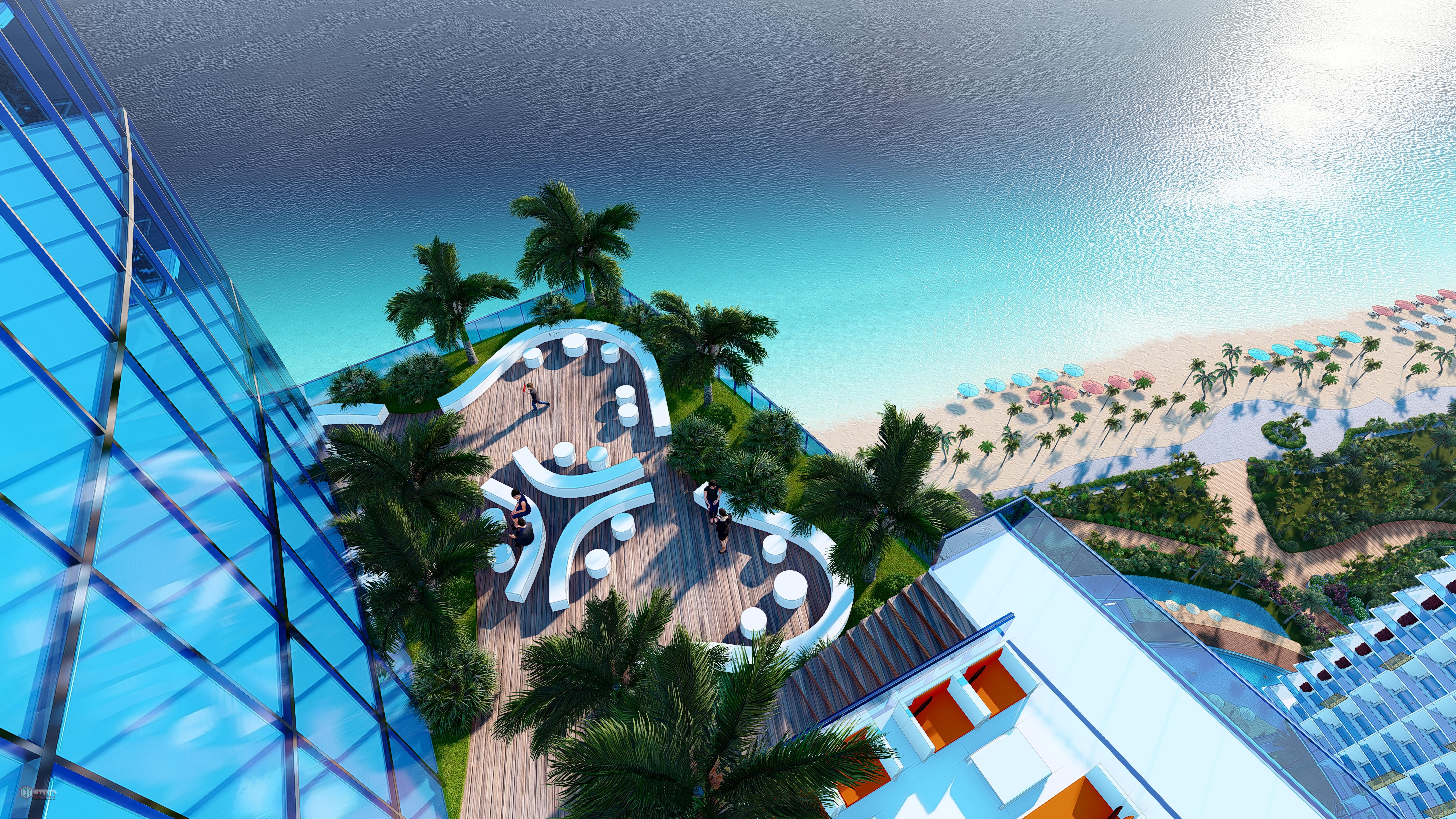 Kiến trúc Sunbay Park sẽ tạo sức hút và phát triển du lịch tại Phan Rang
