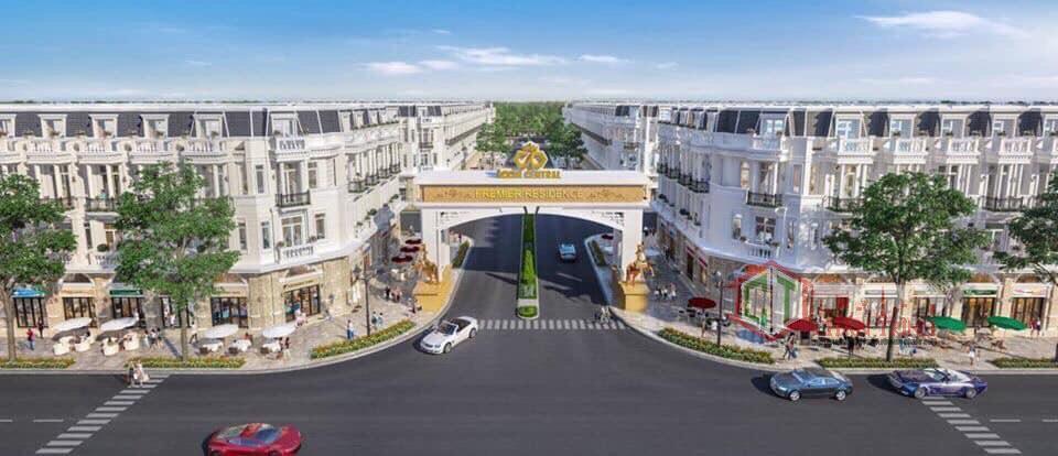 Chỉ có 469 nền, Toàn bộ dự án 4 mặt tiền đường với lộ giới từ 30-40m