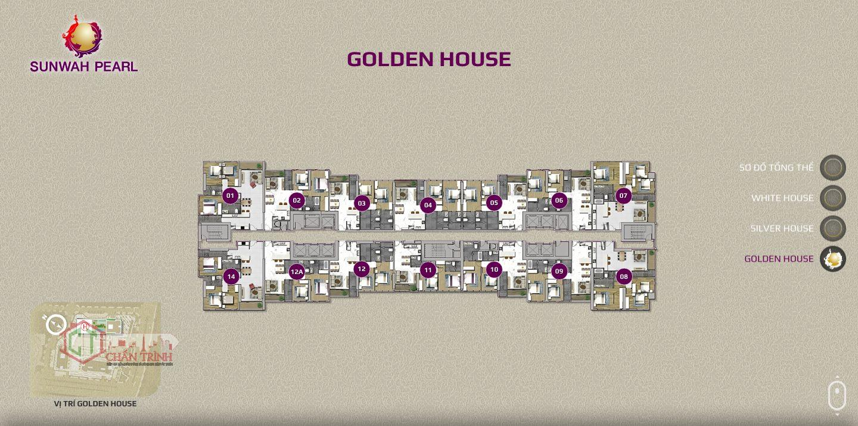 Golden House - B3
